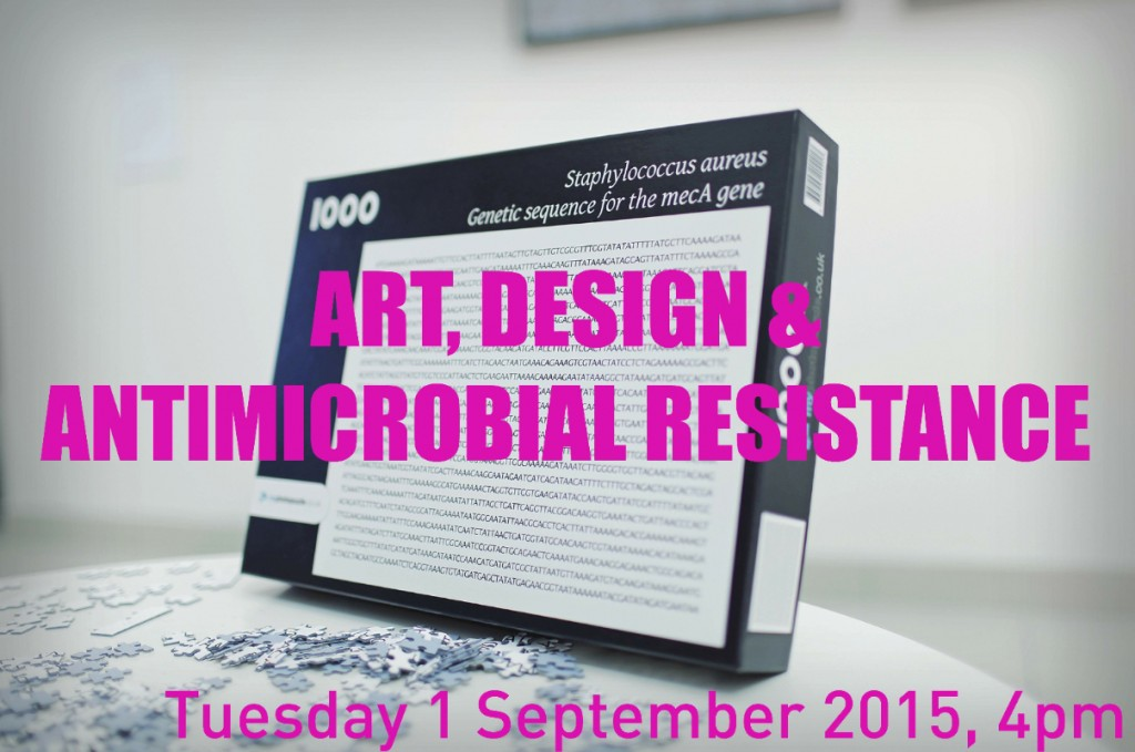 Art, Design & Antimicrobial Resistance