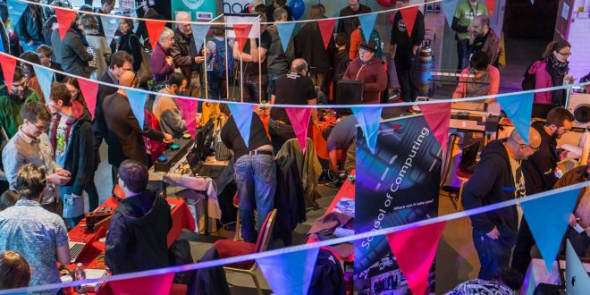 Call for Bio Makers for the 2017 Edinburgh Mini Maker Faire