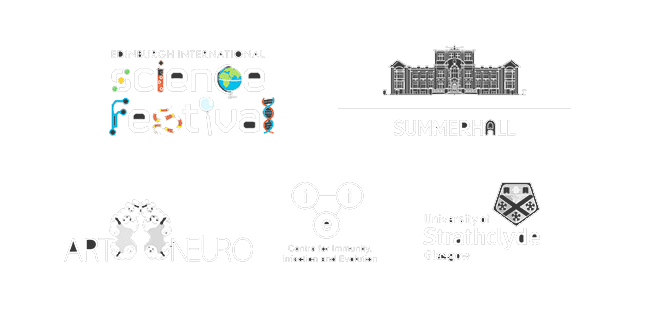 Edinburgh International Science Festival, Summerhall, Centre for Immunity, Infection and Evolution, Chamberlain Lab, Art Neuro